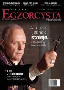 Pismo sekty egzorcystów